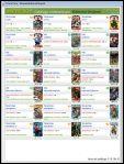 Listado de Comics